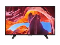 43inch Phillips 4K TV - Like New condition.