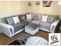 *SHANN0N SOFA* LUXURY SOFA Cheapestt Price also foot stool swivel chair or 3+2/Corner sofa 928