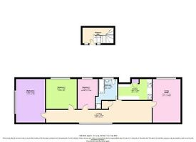 £1550 PCM - LARGE THREE BEDROOM 1ST FLOOR FLAT LOCATED IN SHENLEY PARK GROUNDS