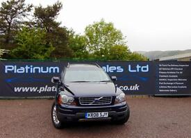 VOLVO XC90 D5 SE AWD GEARTRONIC (blue) 2008