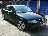 Audi a4 s line nice example as new . can swap swap give me good offer swap