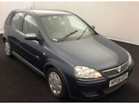2006 06 VAUXHALL CORSA 1.4I DESIGN 5DR 1 PREV OWNER - SPARES OR REPAIRS