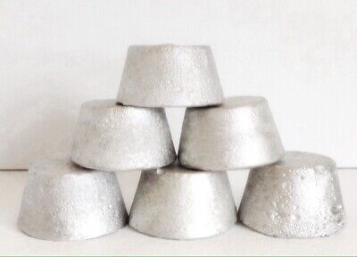 New Product App 9 Pds 100 Britannia Metal Pewter Tin Ingots Free Shipping