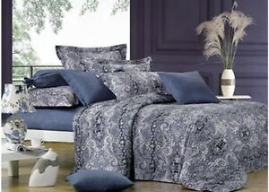 Duvet cover set ( 100% Cotton) king / queen
