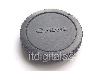 Body Cap For Canon EOS Digital Rebel 350D 1D C 60D 60Da 50D 40D 30D XSI XS XTI