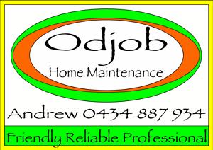 Odjob Home Maintenance Hillarys Joondalup Area Preview