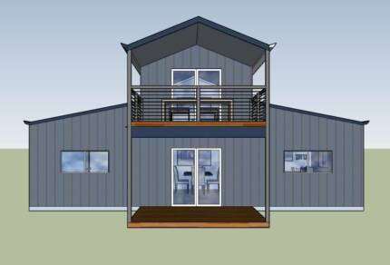 Class 1A Dwelling / Studio / Weekender
