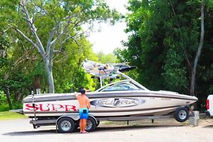Supra Wake Boat Broughton Charters Towers Area Preview