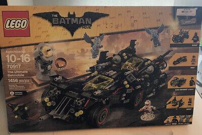 Lego The Batman Movie The Ultimate Batmobile 70917 1456 Pcs