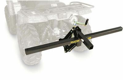 Black Boar ATV UTV Manual Implement Lift System Mount for Plow Rake Disc Blade