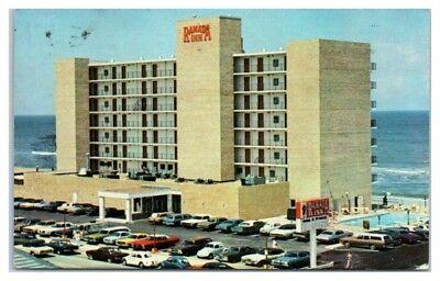 1973 Ramada Inn  Virginia Beach  Va Postcard