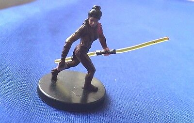 Star Wars Miniatures Champions of the Force #1/60 Bastila Shan- NC
