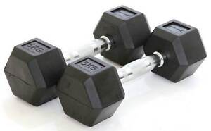 5KG DUMBELLS (PAIR) NEW Helensvale Gold Coast North Preview