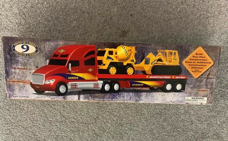 2002 Sunoco Construction Carrier 9th Anniversary Truck
