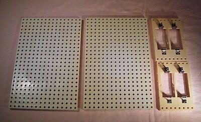 Neuwertige Steckverbinder für das POLYTRONIC Elektronik Baukasten System