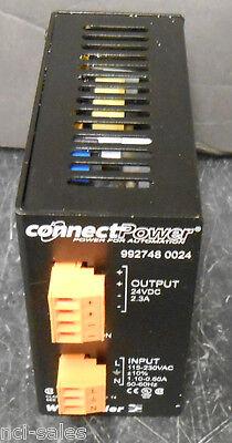 Weidmuller Connectpower Power Supply 992748 0024