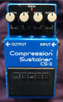 Boss CS-3 Compression Sustainer MIJ Made in Japan