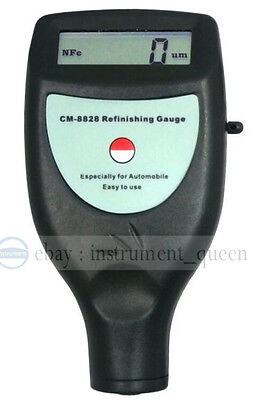 LANDTEK CM8828 Car Paint Coating Thicknes Meter Gauge 1250um CM-8828 for sale  Shipping to Canada
