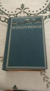 Vintage hardcover books from the early 1900's - see list