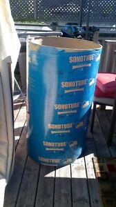 Sonotube as Storage Container