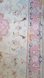 Persian Silk Floor Runner