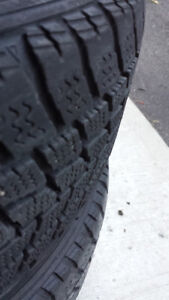 185 65 R15 - Toyo winter tires with rims