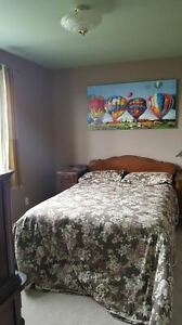 Furnished 1 bedroom for weekly rental