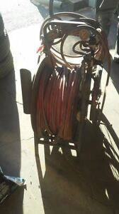 Welding cart and long hoses  Make your best offer