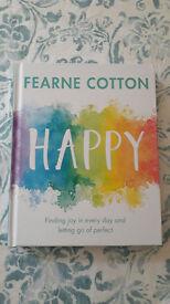 Brand New - Fearne Cotton 'Happy' Book