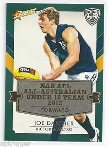 2012 Future Force (AA17) Joe DANIHER All Australian