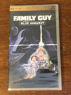 Family Guy Presets Blue Harvest (UMD) For PSP