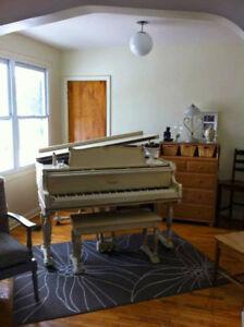 1959 Baby Grand Piano