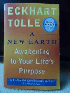"""Eckart Tolle """" A New Earth"""" London Ontario image 1"""