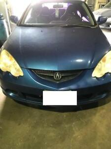 parts 02 Acura RSX Type S for PARTS! DC5 Part Out! K20A2 blue