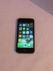 Apple iPhone 5s - 16GB - Noir et argent ( Bell / Virgin)