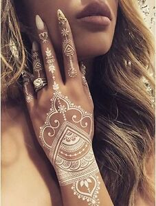 Glitter Henna ,White Henna,Black Henna ,Colored Henna Available Kitchener / Waterloo Kitchener Area image 9