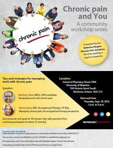 FREE WORKSHOP - CHRONIC PAIN AND YOU