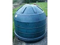Beehive Oil tank