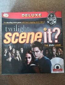Deluxe Twilight Scene It? DVD Game