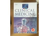 Clinical Medicine Text Book for Sale