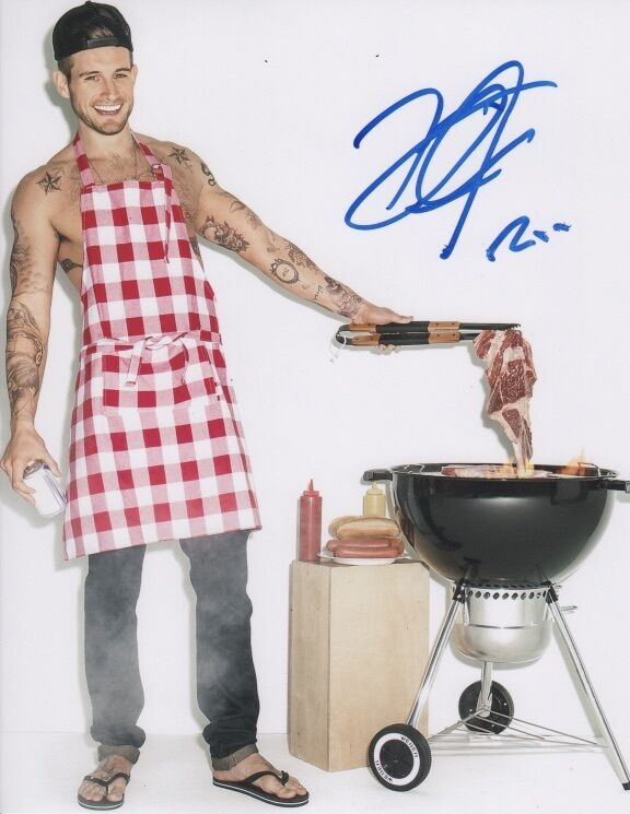 Nico Tortorella Younger Autographed Signed 8x10 Photo COA #20