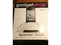 Brand New: Phone / iPhone / iPod Speaker Dock