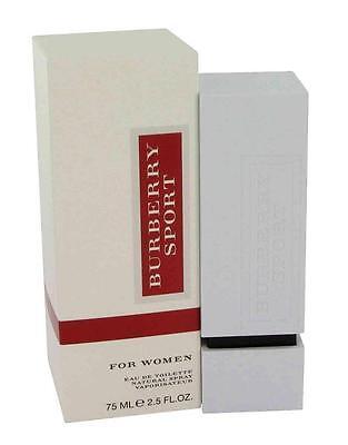 BURBERRY SPORT For Women 2.5 oz EDT eau de toilette Women Spray Perfume New NIB Burberry Spray Eau De Toilette