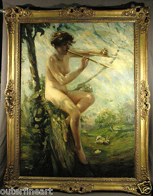 19th Century Nude Woman