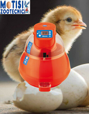 Incubatrice Covatutto 16 L digitale automatica,uova di tutte le specie