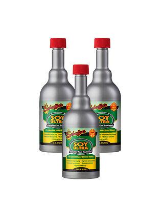 Schaeffer's Oil SOYULTRA Fuel System additive #131C (3-12oz Bottles)