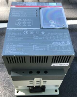 Abb Ps S 3764-500f Soft Start Motor Controller 1sfa 892 003 R1001  V