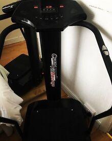 Crazy fit massage vibration plate