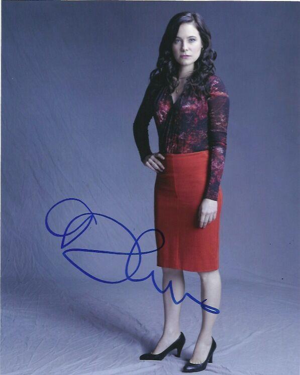 Caroline Dhavernas Hannibal Autographed Signed 8x10 Photo COA