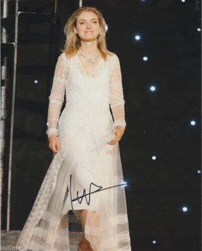 Imogen Poots Sexy Autographed Signed 8x10 Photo COA #15